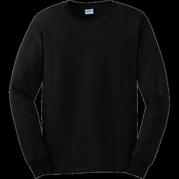 Gildan - Ultra Cotton Long Sleeve T-Shirt 2400