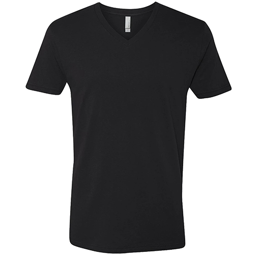 Next Level - Cotton Short Sleeve V - 3200